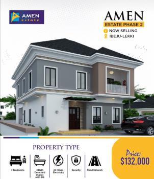 Luxury 3 Bedroom Detached Duplex, Amen Estate, Emerald Bay Road, Eleko, Ibeju Lekki, Lagos, Detached Duplex for Sale