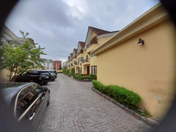 Amazing 5 Bedroom Terrace with Parking, Bq, Gym and Pool, Banana Island, Ikoyi, Lagos, Terraced Duplex for Rent