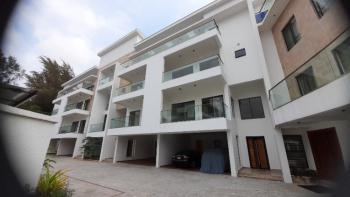 a Captivating 5 Bedroom Terraced Duplex with Maids Room, Gym and Pool, Banana Island, Ikoyi, Lagos, Terraced Duplex for Sale