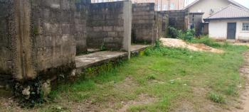 Land and Uncompleted Building on Roundabout, Oron Road and 3rd Ring Road Roundabout., Uyo, Akwa Ibom, Mixed-use Land for Sale