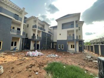 a Contemporary 4 Bedroom Semi Detached Masterpiece Duplex with Bq, Guzape District, Abuja, Semi-detached Duplex for Sale