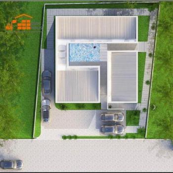 Luxury 3-in-1 Maisonette, Eleko Beach Road, Less Than 1 Minute Drive Off Lekki Epe Expressway, Eleko, Ibeju Lekki, Lagos, Detached Duplex for Sale