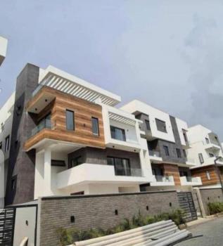 New 5 Bedroom Fully Detached Duplex with Bq, Lekki Phase 1, Lekki, Lagos, Detached Duplex for Sale