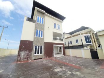 5 Bedroom Detached House, Osapa, Lekki, Lagos, Detached Duplex for Rent