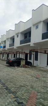 Brand New Serviced 4 Bedrooms Terrace with 24 Hours Light, Ikota, Lekki, Lagos, Terraced Duplex for Rent
