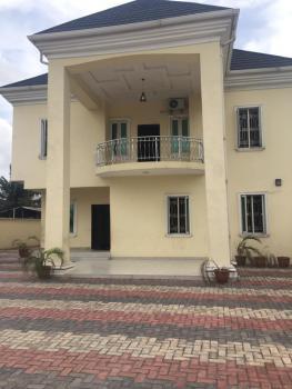 Clean Furnished 5 Bedrooms Duplex, Before Sangotedo Shoprite, Ajah, Lagos, Detached Duplex for Rent