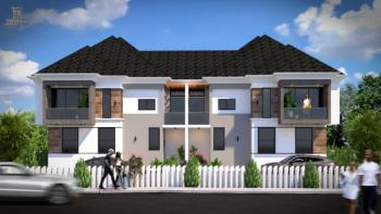 4 Bedroom Semi Detached Duplex and a Bq, Linda Chalker Street Off Ait Daar Communication, Asokoro District, Abuja, Semi-detached Duplex for Sale