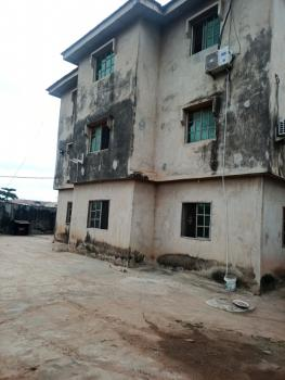 Give Away Clean Well Maintained Block of 6 Flats with C of O, Off Lanre Bus-stop, Lasu - Igando Road, Alimosho, Lagos, Block of Flats for Sale