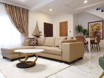 5 Star 3 Bedroom Duplex A2, Rowland Court Estate, Olu Isokun Street, Off Kizz Daniel Street, Lekki, Lagos, Semi-detached Duplex Short Let