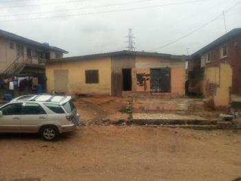 a Demolishable Bungalow on 600sqm, Alapere, Ketu, Lagos, Detached Bungalow for Sale