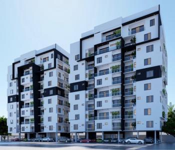 Magnificent 2 Bedroom Maisonette (off Plan), Freedom Way, Lekki, Lagos, Block of Flats for Sale