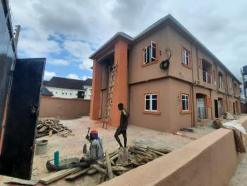 Brand New 2 Bedrooms Apartment, Hossanah Estate, By Ago Bridge, Ago Palace, Isolo, Lagos, Flat / Apartment for Rent