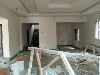 Spacious 5 Bedrooms Fully Detached Duplex with in-built B.q, Off Nelson Nweke Street, Gra Phase 2, Magodo, Lagos, Detached Duplex for Rent