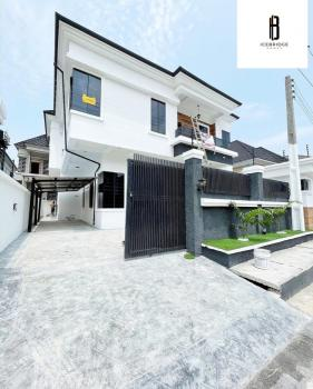 Nicely Built 5 Bedroom Fully Detached Duplex, Osapa, Lekki, Lagos, Detached Duplex for Sale
