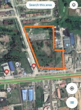 Prime Land on The Expressway, Opposite Lakowe Golf Course and Near Gioni Estate, Ibeju Lekki, Lagos, Mixed-use Land for Sale