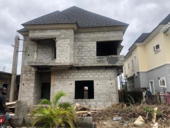 4 Bedroom Detached Duplex Carcass, Ambassador Villa Estate, Lugbe District, Abuja, Detached Duplex for Sale