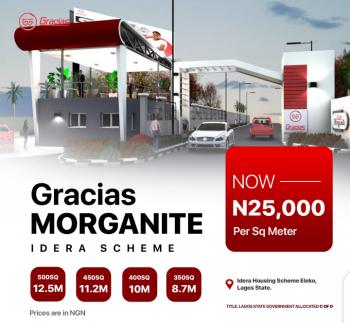 Land, Gracias Morganite, Idera Housing Scheme Lekki-epe Expressway, Eleko, Ibeju Lekki, Lagos, Residential Land for Sale