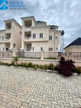 Newly Built 5 Bedrooms Home, Asokoro District, Abuja, Semi-detached Duplex for Sale