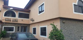 Spacious and Vacant 5 Bedroom Semi Detached Duplex with 2 Rooms Bq, Gbagada Phase 2, Gbagada, Lagos, Semi-detached Duplex for Sale