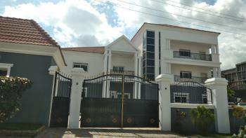 5 Bedroom, 3 Parlours, 3 Bedroom Flat Bq, Guzape District, Abuja, Detached Duplex for Rent
