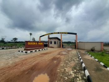 Lovely Plots of Land in an Affordable Well Secure& Serene Environment, Queens Park Estate, Mowe Ofada, Ogun, Mixed-use Land for Sale