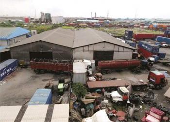 2-bay Warehouse Measuring 20,000 Sqft Dedicated Transforme 3.26 Acre, Amuwo Odofin, Lagos, Warehouse for Sale