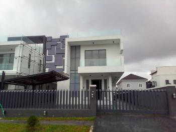 Luxury Brand New 5 Bedroom Fully Detached Duplex Ready for You, Pinnock Estate, Osapa, Lekki, Lagos, Detached Duplex for Sale