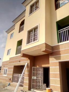 Newly Built 3 Bedroom Flat, River Park Estate Airport Road, Lugbe District, Abuja, Flat / Apartment for Rent