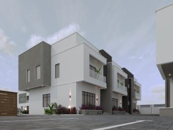 Fully Serviced 3 Bedroom Terraces with 1 Bq, Dreamville Estate, Behind Beachwood Estate, Shapati, Ibeju Lekki, Lagos, Terraced Duplex for Sale