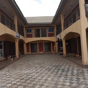 Newly Built 8 Units of Shops with Ultra Modern Facilities, Olodo Bank, Egbeda, Oyo, Shop for Rent