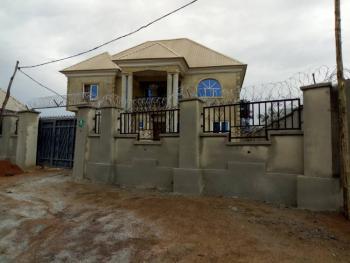 Distress 4 Bedroom Fully Detached Duplex, Arab Road, Kubwa, Abuja, Detached Duplex for Sale