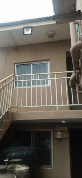 Nice and Well Maintained Upstairs Roomself Contain, Off Kilo Masha Road, Kilo, Surulere, Lagos, Self Contained (single Rooms) for Rent