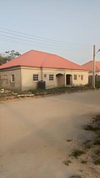 2 Bedroom Semi-detached Bungalow in an Estate, Lugbe District, Abuja, Semi-detached Bungalow for Sale