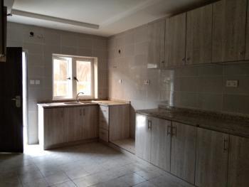 Four Bedroom Terrace Duplex with Bq, Guzape District, Abuja, Terraced Duplex for Rent