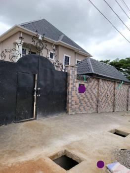 a Newly 4 Bedroom Duplex with a Bq, Ojodu Berger, Magodo, Isheri, Lagos, Terraced Duplex for Sale