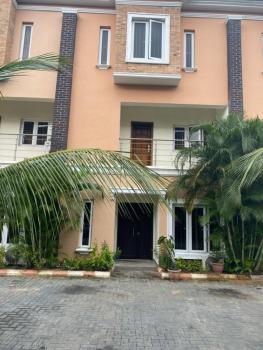 Luxurious and Greeny, Osapa, Lekki, Lagos, Terraced Duplex for Rent
