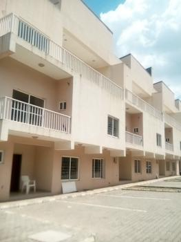 4 Bedroom Terraced Duplex, Maitama District, Abuja, House for Sale