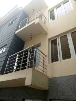 Brand New 5 Bedroom Terraced Duplex, Design Logic Estate, Guzape District, Abuja, Terraced Duplex for Sale