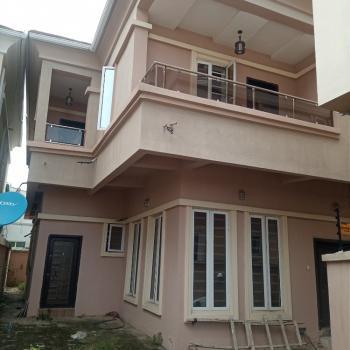 Newly Built 4 Bedrooms Detached Duplex with Bq, Bakare / Bera Estate, Agungi, Lekki, Lagos, Detached Duplex for Rent
