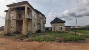 Luxury 4 Bedroom Duplex, Lugbe East, Sabon Lugbe, Lugbe District, Abuja, Detached Duplex for Sale