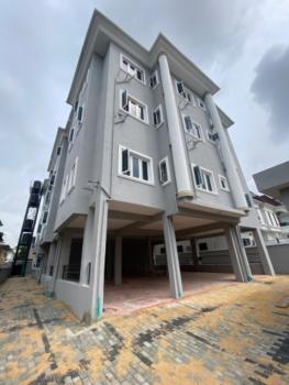 Luxury Brand New 3 Bedroom with a Bq, Ademola Eletu Street, Osapa, Lekki, Lagos, Flat / Apartment for Rent