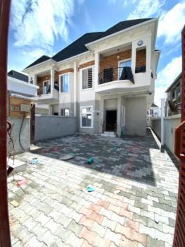 4 Bedroom Semi Detached with Bq, Conservative Road, Lekki Phase 2, Lekki, Lagos, Semi-detached Duplex for Sale