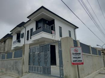 New and Spacious 4 Bedroom Duplex with a Room Bq, Ajah, Lagos, Detached Duplex for Sale
