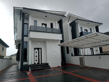 New and Well Finished 5 Bedroom Duplex with a Room Bq, Thomas Estate, Ajah, Lagos, Detached Duplex for Sale