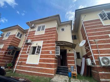 3 Bedrooms Terrace Duplex with 1 Room Self Contained Bq, Amina Court, Lokogoma District, Abuja, Terraced Duplex for Sale