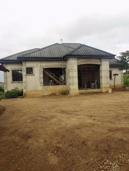 Recently Finished 4 Bedrooms Bungalow, Ogbe Street, Temu, Epe, Lagos, Detached Bungalow for Sale