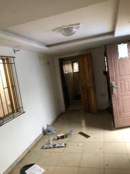Mini Flat in a Good Environment, Off Hughes Avenue, Alagomeji, Yaba, Lagos, Mini Flat for Rent