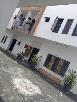 Newly 4 Bedroom Terrace Duplex, Oyadiran Estate, Sabo, Yaba, Lagos, Flat / Apartment for Sale