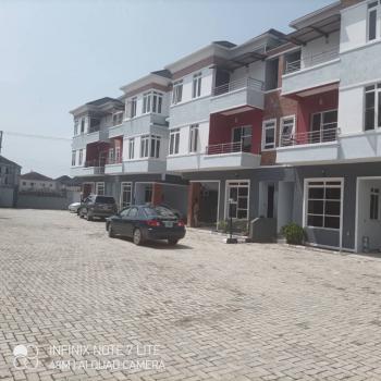 Luxury 4 Bedroom Terrace Duplex, Mega Chicken, Ikota Villa, Ikota, Lekki, Lagos, Terraced Duplex for Sale