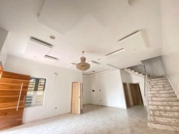 Luxury 4 Bedrooms Semi Detached Duplex with Excellent Facilities, Chevron, Lekki Phase 1, Lekki, Lagos, Semi-detached Duplex for Sale